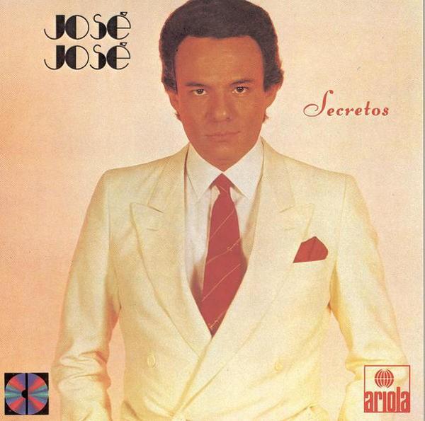 José José – Secretos (iTunes Plus AAC M4A) (Album)